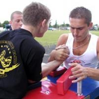 V Turniej o Puchar Burmistrza Pruszcza Gdańskiego # Siłowanie na ręce # Armwrestling # Armpower.net