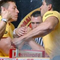 Puchar Świata Zawodowców - Nemiroff World Cup 2004r # Siłowanie na ręce # Armwrestling # Armpower.net