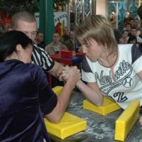 Debiuty 2005 # Siłowanie na ręce # Armwrestling # Armpower.net