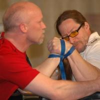 Ultimate Armwrestling III # Siłowanie na ręce # Armwrestling # Armpower.net