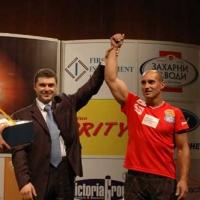 Benefis Cvetan Gashevski # Siłowanie na ręce # Armwrestling # Armpower.net
