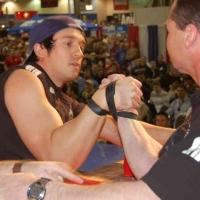Arnold Classic 2007 # Siłowanie na ręce # Armwrestling # Armpower.net