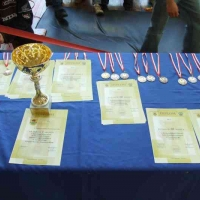 III Mistrzostw Szkół Średnich Powiatu Tomaszowskiego # Siłowanie na ręce # Armwrestling # Armpower.net