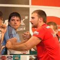 Gashevski Cup 2007 # Siłowanie na ręce # Armwrestling # Armpower.net