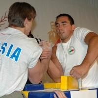 European Armwrestling Championships 2007 - Day 2 # Siłowanie na ręce # Armwrestling # Armpower.net