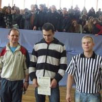 IV Mistrzostwa Mechanika - Tomaszów Mazowiecki # Armwrestling # Armpower.net