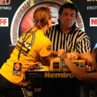 Nemiroff 2008 - Day 2 - Right hand # Armwrestling # Armpower.net