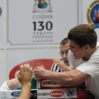 Euroarm 2009 - Day 2 # Armwrestling # Armpower.net