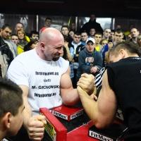 I Puchar Polski Amatorów - Debiuty 2010 # Armwrestling # Armpower.net