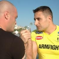 Armfight #39 # Siłowanie na ręce # Armwrestling # Armpower.net