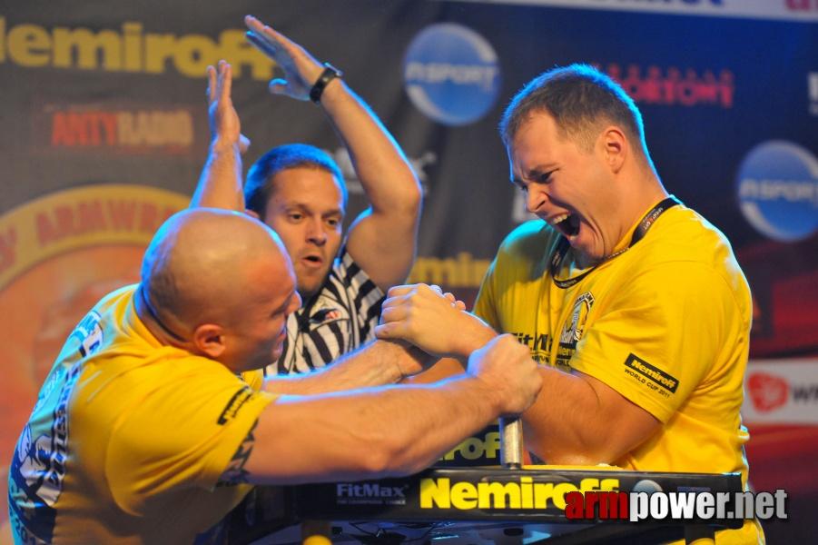 Nemiroff  2011 - Left Hand # Armwrestling # Armpower.net