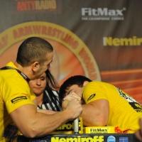 Nemiroff  2011 - Left Hand # Siłowanie na ręce # Armwrestling # Armpower.net