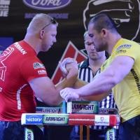 Armfight #41 - Eliminations # Siłowanie na ręce # Armwrestling # Armpower.net
