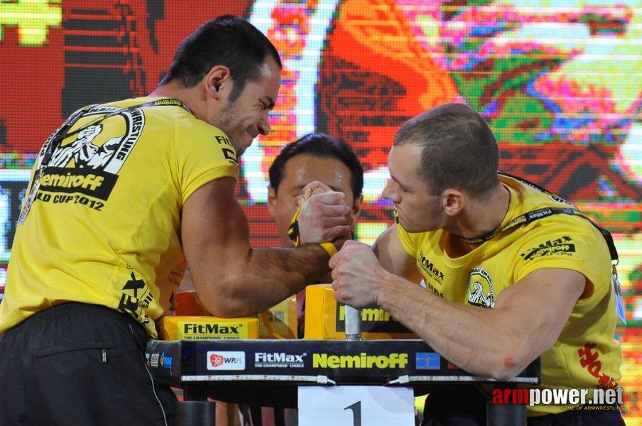 Nemiroff 2012 - Right Hand # Armwrestling # Armpower.net
