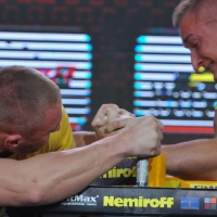 Nemiroff 2013 - left hand # Siłowanie na ręce # Armwrestling # Armpower.net