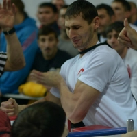 Russian National Championships 2014 - left hand # Armwrestling # Armpower.net