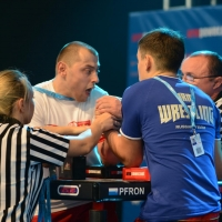World Armwrestling Championship for Disabled 2014, Puck, Poland - left hand # Siłowanie na ręce # Armwrestling # Armpower.net