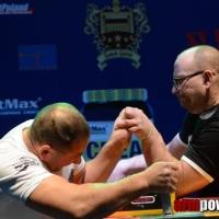 XV Puchar Polski 2014 - lewa ręka - finały # Armwrestling # Armpower.net