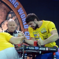 Zloty Tur 2016 - right hand # Armwrestling # Armpower.net