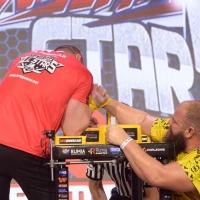 Armfight #48 - Pushkar vs Todd # Siłowanie na ręce # Armwrestling # Armpower.net