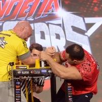 Armfight #48 - Babayev vs Hutchings # Siłowanie na ręce # Armwrestling # Armpower.net