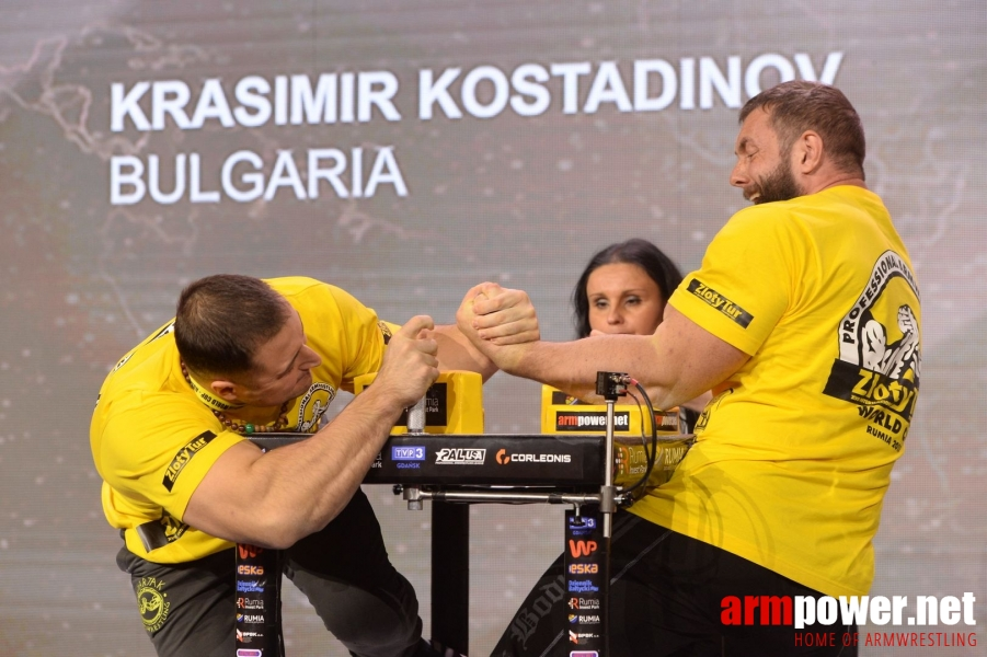 Zloty Tur 2017 - left hand finals # Armwrestling # Armpower.net
