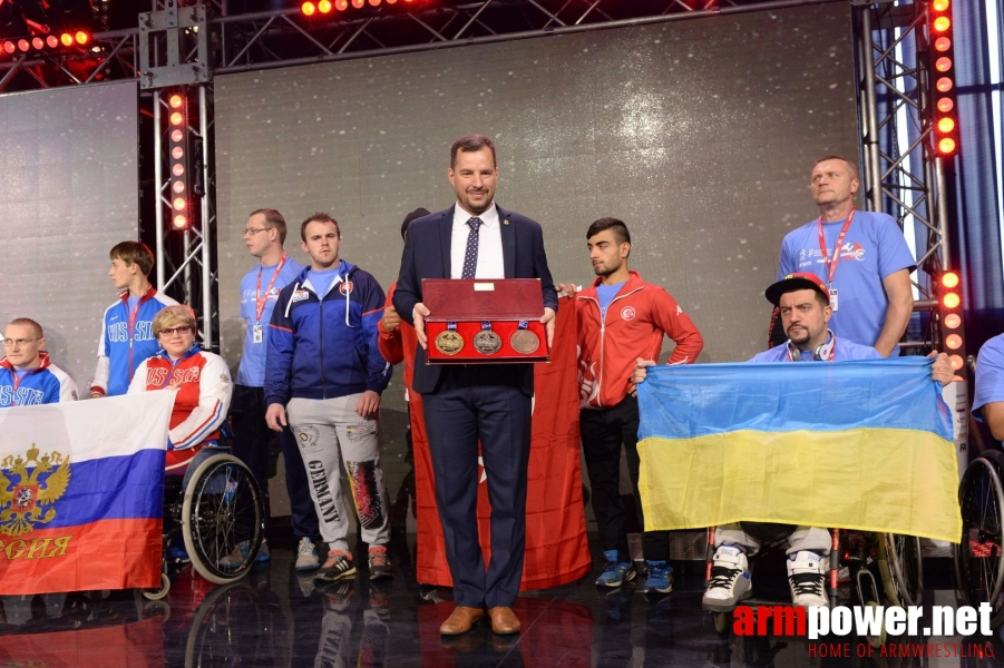 Disabled World Cup 2017 # Aрмспорт # Armsport # Armpower.net