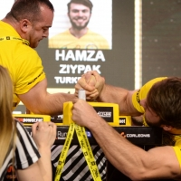 Zloty Tur 2017 - right hand eliminations # Armwrestling # Armpower.net