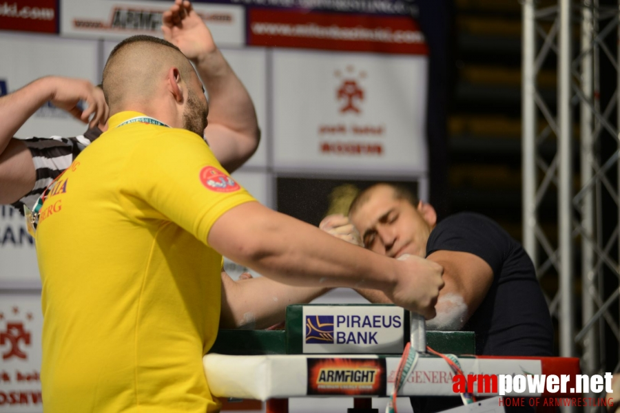 EuroArm2018 - day1 - juniors left hand # Armwrestling # Armpower.net