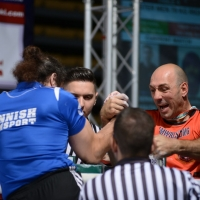 EuroArm2018 - day4 -disabled and masters right hand # Armwrestling # Armpower.net