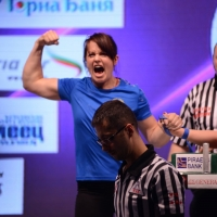 EuroArm2018 - day5 - seniors left # Armwrestling # Armpower.net