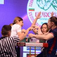 EuroArm2018 - day6 - seniors right # Armwrestling # Armpower.net