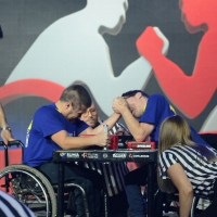 Disabled World Cup 2018 - day1 # Aрмспорт # Armsport # Armpower.net
