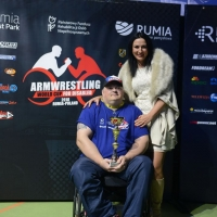 Disabled World Cup 2018 - day2 # Aрмспорт # Armsport # Armpower.net
