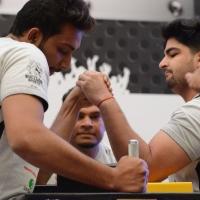 INDIA URPA WORLD RANKING SERIES # Armwrestling # Armpower.net